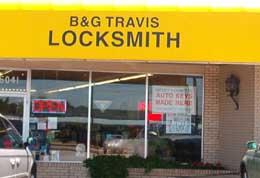 Tulsa lock and key