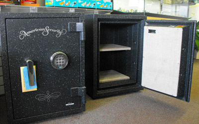 Tulsa high security safes and vaults
